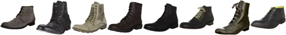 Fly London Men's Watt Lace Up Boot